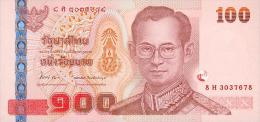 Thailand, 100 Baht, Pick 114, Sign. 84, 2005, UNC ! - Thailand