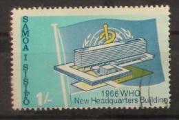 Samoa 1966 WHO Headquarters Building - Samoa