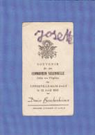 Longeville Les St Avold Souvenir 1953 - Non Classés