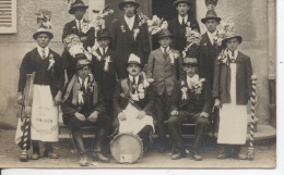 Carte Photo  Conscrit Classe 1904 1924 Kruth  Près Thann Et Mulhouse Et Colmar - Non Classés