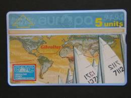 Gibraltar. Yachting. - Gibraltar