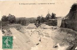 CREPY-EN-LAONNOIS LA SABLIERE DE SERIVAL
