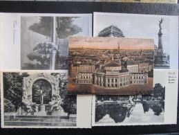 AK Lot 5 Postkarten WIEN Bis 1945 /// U7971 - Prater