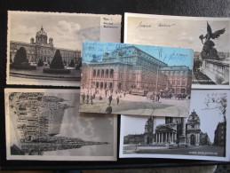 AK Lot 5 Postkarten WIEN Bis 1945 /// U7964 - Prater