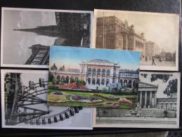 AK Lot 5 Postkarten WIEN Bis 1945 /// U7970 - Prater