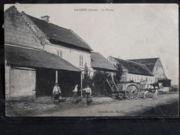 L4 - 02 - e Saconin - La ferme - 1906 - edition Pommerol