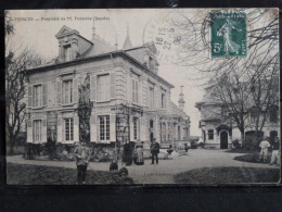 L4 - 02 - Mercin - Propri�t� de M. Fontaine (fa�ade) - edition Labb�-Lesp�rance - 1908
