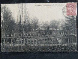 L4 - 02 - Mercin - Vue ext�rieure de la Villa de la Croix - edition Labb�-Lesp�rance - 1907