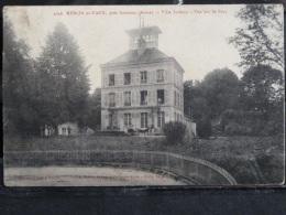 L4 - 02 - Mercin et Vaux- villa Lothon - Vue sur le par- edition Labb�-Lesp�rance - 1911