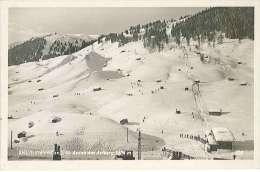 CPSM Autriche - Skilift Stalombang - St Anton Am Arlberg - St. Anton Am Arlberg