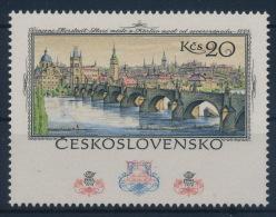 **Czechoslovakia 1978 Mi 2462 City View MNH - Tschechoslowakei/CSSR