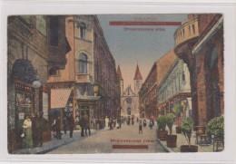 BOSNIA AND HERZEGOVINA SARAJEVO Nice Postcard - Bosnia Erzegovina