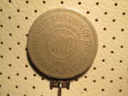 JORDAN 100 Fils 1949  # 1 - Jordan