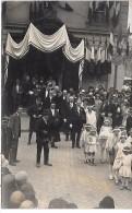 NANTERRE - Couronnement De La Rosière De 1929 - CARTE PHOTO - Nanterre