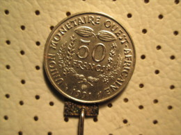 WESTERN SAKARA 50 Francs 1991  # 1 - Sahara Occidental