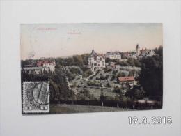 Reichenberg. - Villenkolonie. (7 - 7 - 1910) - Tschechische Republik