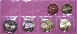 ANDORRE 2014 5cent 2€ FDC TRES RARE MUCH RARE IN BLISTER BUY IT NOW THANKS - Andorra