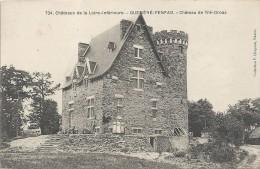 GUEMENE PENFAO  - 44 - Le Chateau De Tré-Groaz - VAN - - France