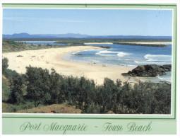(538) Australia - NSW - Port Macquarie Town Beach - Aborigènes
