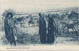 MAURITANIE - Maures Du Lac De Mal - Mauritania
