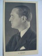 FRANCE COLONEL LA ROCQUE PRESIDENT PARTI CROIX DU FEU 1930 - Photos