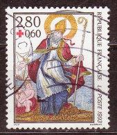 FRANCE - 1993 - YT  N° 2853  -oblitéré - Croix Rouge - Frankreich