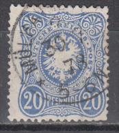 Germany  Scott No. 32   Used   Year  1875 - Deutschland