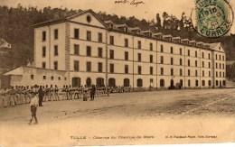 Tulle Caserne Du Champs De Mars - Tulle