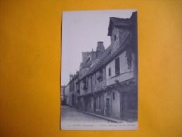 Cpa  LAVAL  -  53  -  Vieilles Maisons Rue De Paradis  -  Mayenne - Laval