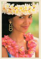 ISOLA MAURIZIO:   GIOVANE  CREOLA    (NUOVA CON DESCRIZIONE DEL SITO SUL RETRO) - Mauritius