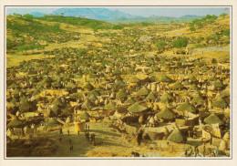 CIAD  KARDO:   VILLAGGIO  TIPICO      (NUOVA CON DESCRIZIONE DEL SITO SUL RETRO)