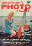 A WHITESTONE BOOK - N° 29 - Bunny Yeager's - PHOTO STUDIES           (3894) - Photographie