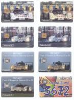Lot De 8 Télécartes FRANCE (12) - Télécartes