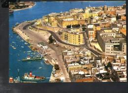 P815 BRINDISI, Panorama E Porto Interno - Navi, Ships, Bateaux - ED. Ris. LA CARTOLIBRARIA DI F. TRINCHERA - Brindisi