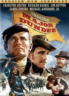 Major Dundee °°°° Charlton Heston , Richard Harris , Jim Button, James Corburn, Michael Anderson Jr - Western/ Cowboy