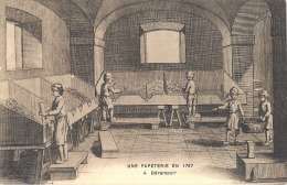 Une Papeterie En 1767 Le Dérompoir  Neuve TB (décollement Partiel Des Feuillets) - Artisanat