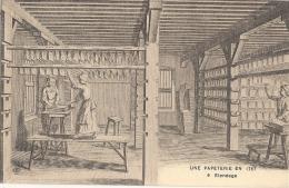 Une Papeterie En 1767   Etandage   Neuve TB (décollement Partiel Des Feuillets) - Artisanat