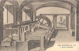 Une Papeterie En 1767   Moulin à Maillets   Neuve TB (décollement Partiel Des Feuillets) - Artisanat