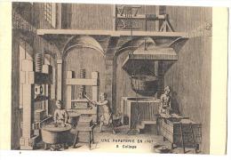 Une Papeterie En 1767   Collage   Neuve TB (décollement Partiel Des Feuillets) - Artisanat