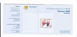 Carnet Noël 2006 De 10  Timbres C 474  / Booklet Christmas 2006  Mi 57 (546) - Unused Stamps