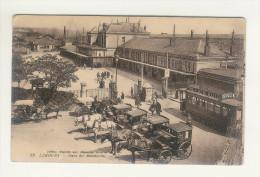 LIMOGES - Gare Des Bénédictins - (Animée) - Limoges