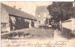 EXAERDE HOF VAN MR DUPONT Ca 1905 Stempel 1909 Re 653 - Lokeren