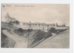 Namur - Citadelle - Hotel Et Stade Des Jeux - Namur