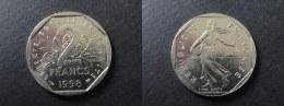 1998 - 2 FRANCS SEMEUSE - FRANCE