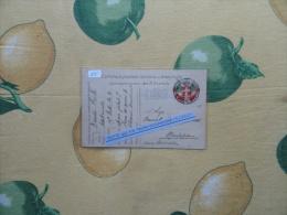 1917 Cartolina Postale In Franchigia R.Esercito Guller P.M.Truppe Occupazione - 8. Occupazione 1a Guerra