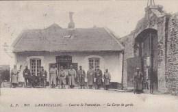 LAMBEZELLEC : Le Corps De Garde Du 51ème (Pontanézen) - Peu Courant - Autres Communes