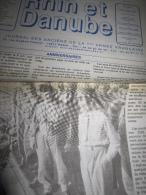 Rhin & Danube, Journal Des Anciens De La 1 Ère Armée Française N° 550. 2004 - Storia