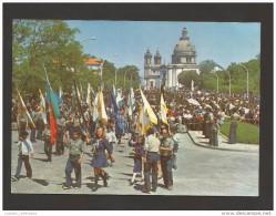 BRAGA 1970 Years SCOUTS Scouting Scoutisme FLAGS SAMEIRO PORTUGAL MINHO - Braga