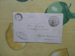 1869 Franchigia Da Municipio Cupra Marittima MARCHE Per Cupra Montana  Il Sindaco - Servizi