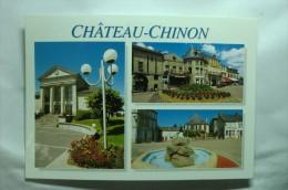 D 58 - Château Chinon - Chateau Chinon